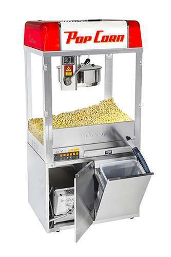 mach 5 retro theatre popcorn popper
