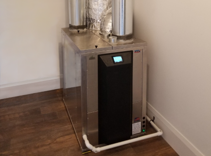 cerv2 smart ventilation system