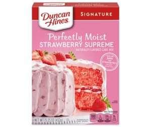 duncan hines cake mixes