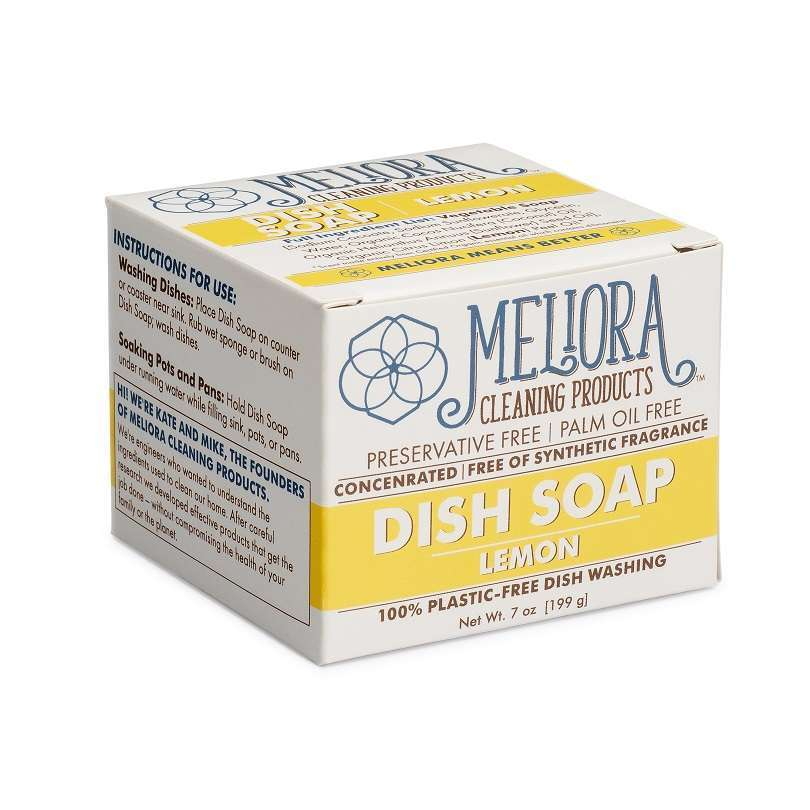 plastic free dish soap