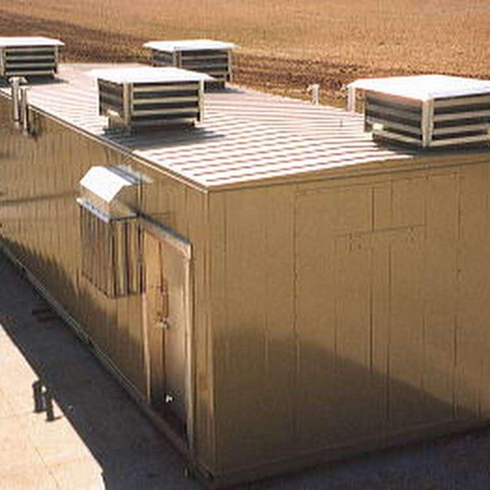 heavy duty modular building