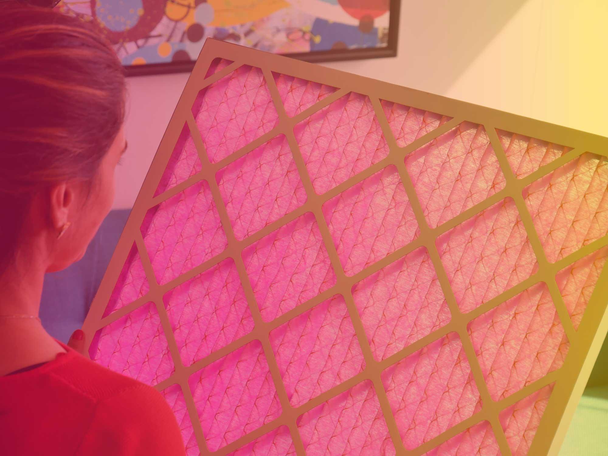 colorfil hvac filter