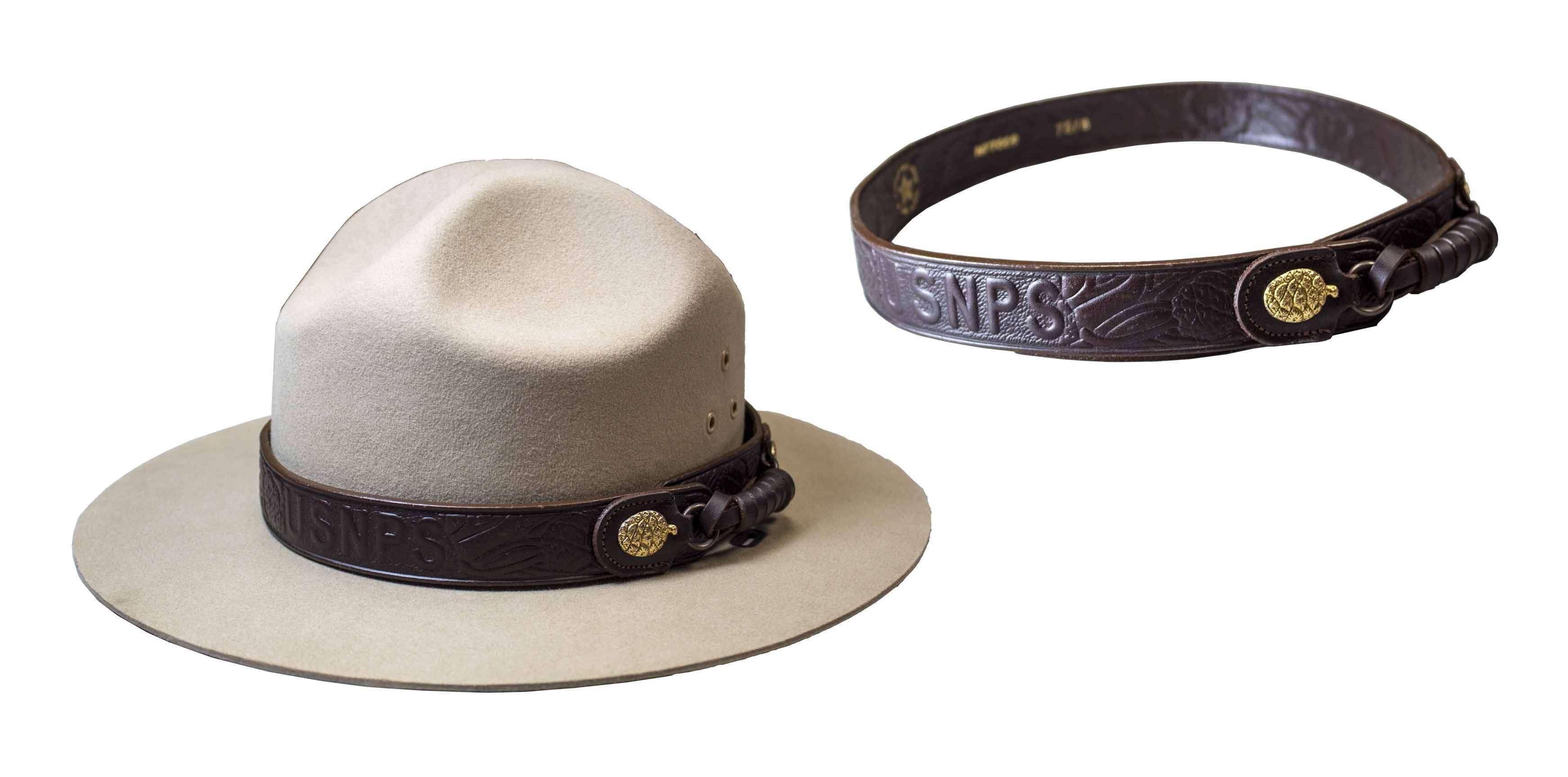 us national park ranger hat band np7009