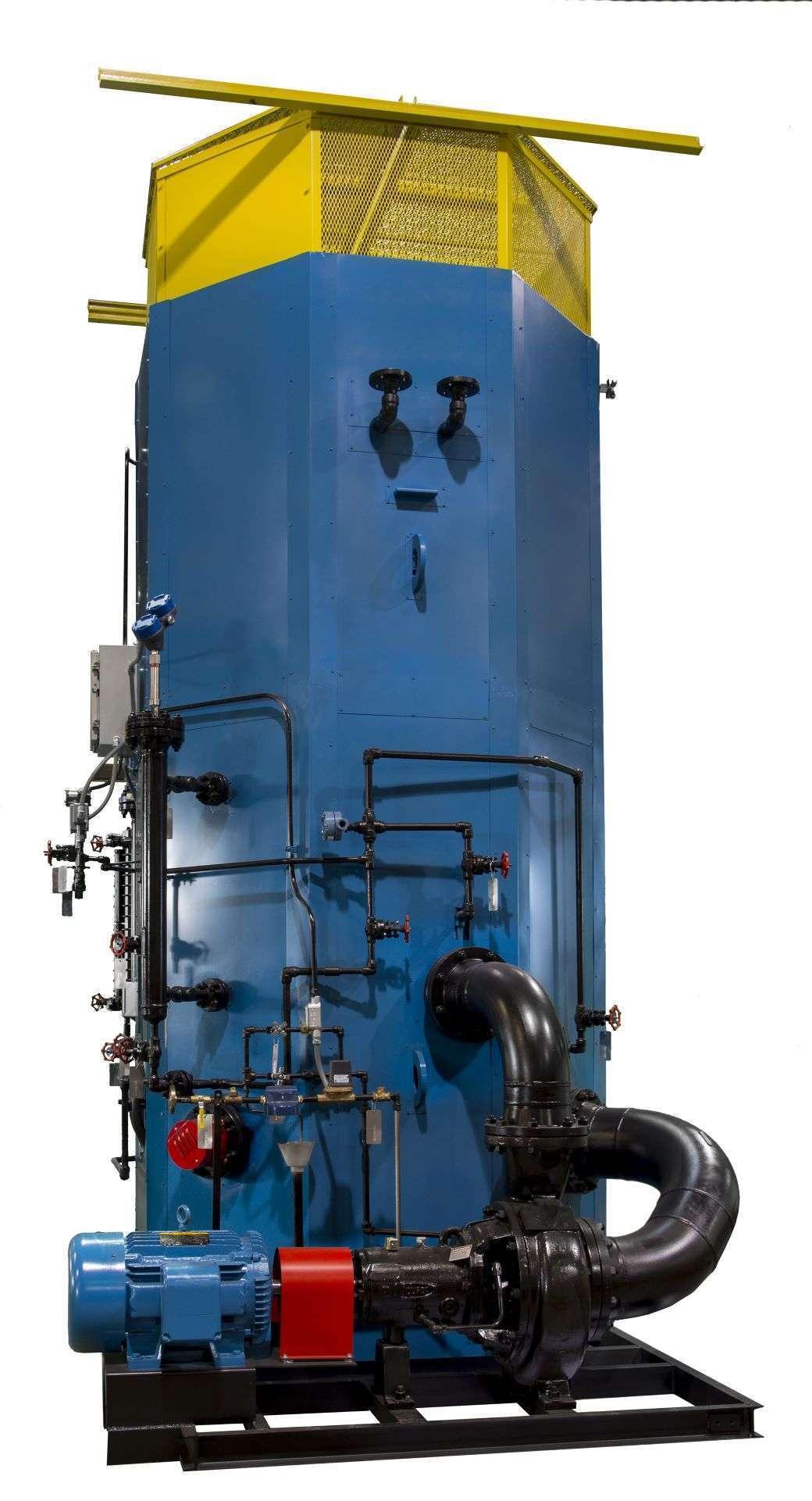 vapor power electrode boiler