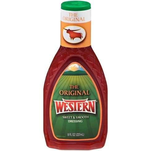 western salad dressing
