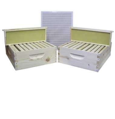 bee keepers hives