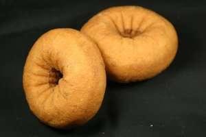 birthday cake donut