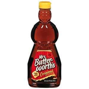 mrs buttersworth s syrup