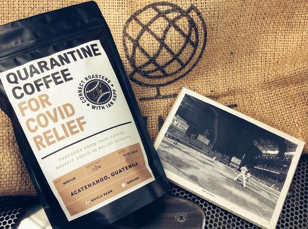 quarantine coffee