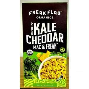 mac freak kickin kale cheddar
