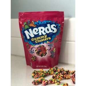 nerds gummy clusters candy