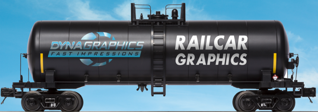 rail car graphics